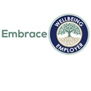 Embrace Wellbeing Employer Badge