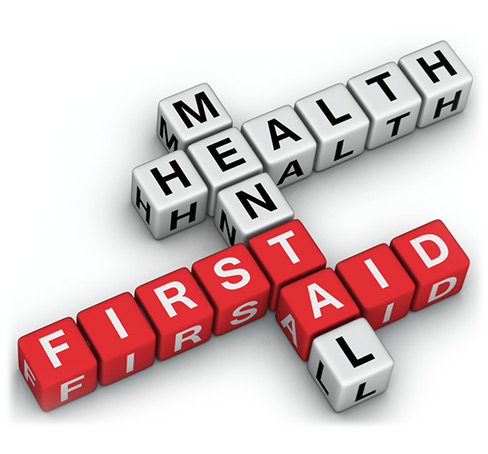 Mental Health First Aid (MHFA)
