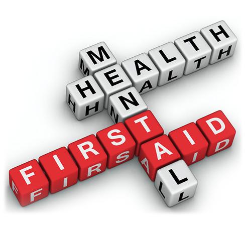Mental Health First Aid (MHFA)