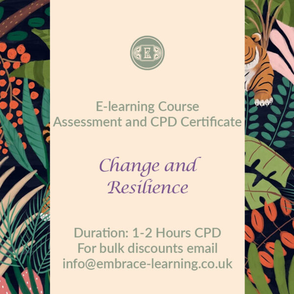 E-Learning Course: Change and Resilience