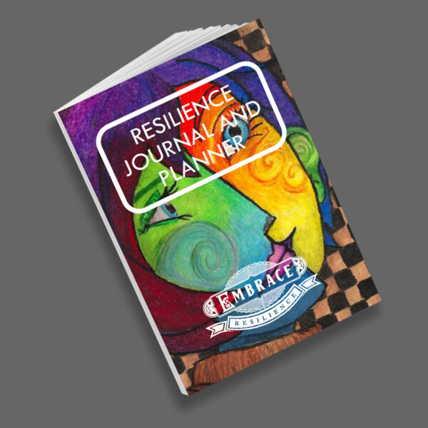 Embrace Resilience Workbook and Planner
