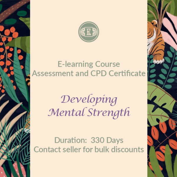 E-Learning Course: Developing Mental Strength